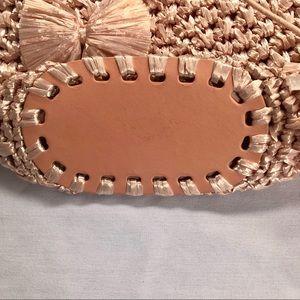 Furla Bags - Furla Bucket Bag minibag mini purse straw woven